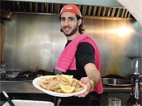 מסעדה אוכל / צלם: תמר מצפי